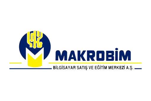 Makrobim Bilgisayar A.Ş. Logo
